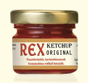 Original REX Ketchup mini