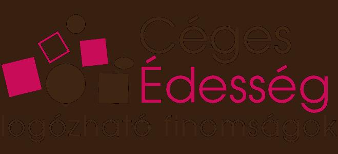 Céges Édesség logó
